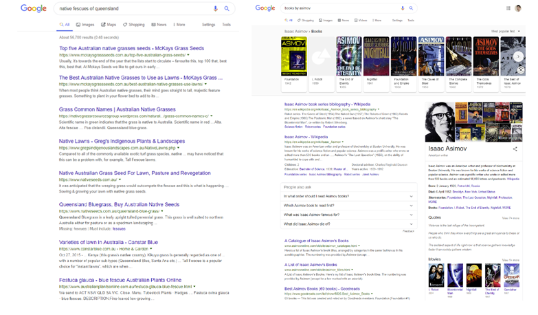 vydacha v google
