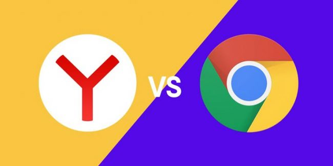 yandex brauzer google chrome